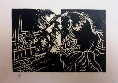 اثر نازنین زادمهر | artwork by nazanin zadmehr