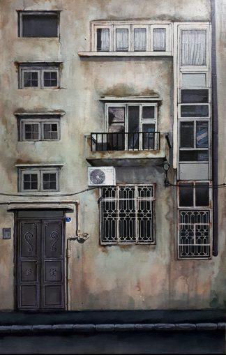 اثر مریم قزوینه | artwork by maryam ghazvineh