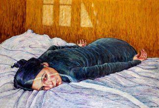 اثر پارسا حسین پور | artwork by parsa hosseinpour