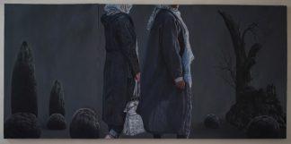 اثر سجاد گمار | artwork by sajad gomar