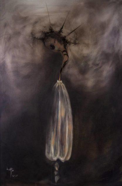 اثر مهناز بهرام نیا   artwork by mahnaz bahramnia