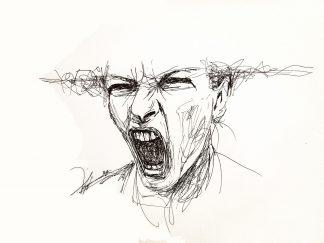 اثر فرزانه اخوان | artwork by farzaneh akhavan