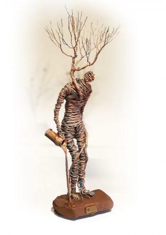 اثر رسول شوبیری | artwork by rasool shobeiry