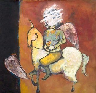 اثر هومن خطیبی | artwork by hooman khatibi