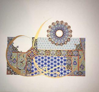 اثر محمدرضا نیازی | artwork by mohammadreza niazi