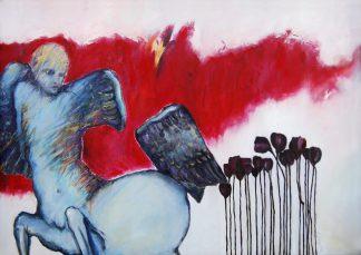 اثر هومن خطیبی   artwork by hooman khatibi