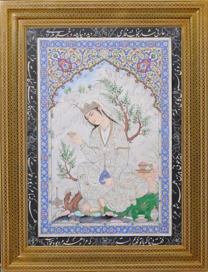 اثر حسین خوشنویس