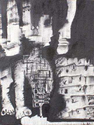 اثر لاله علی خانفام | artwork by laleh alikhanfam