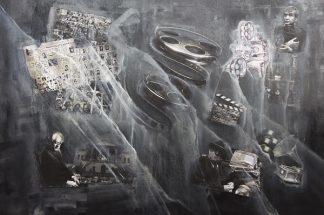اثر نوید ظفر علیزاده | artwork by navid zafar alizadeh
