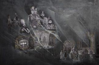 اثر سارا مرادی | artwork by sarah moradi