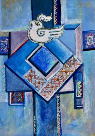 اثر ترمه کمانی | artwork by termeh kamani