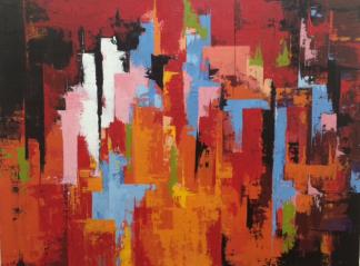 اثر مینا واعظ | artwork by mina vaez