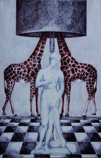 اثر ندا چینی فروش | artwork by neda chinifourosh