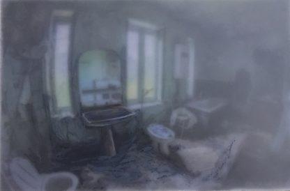 اثر ریحانه افضليان | artwork by reyhaneh afzalian