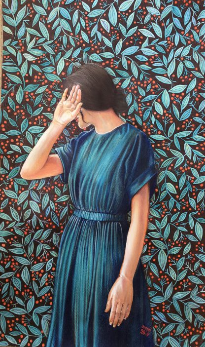 اثر نفیسه محمدی   artwork by nafiseh mohammadi