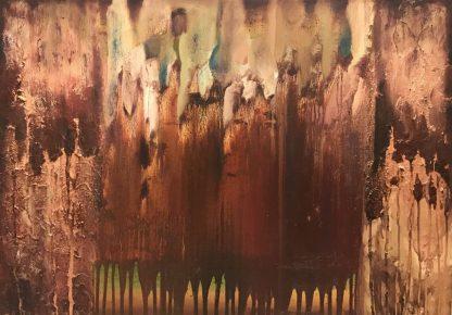 اثر سبا ميرافضل   artwork by saba mirafzal