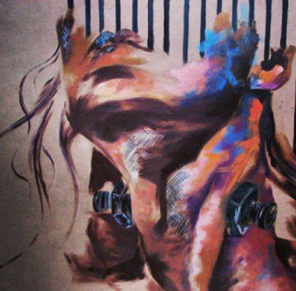 اثر سهیلا دیزگلی | artwork by soheyla dizgoli