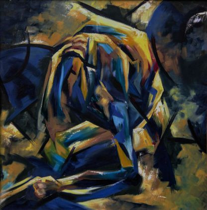 اثر سهیلا دیزگلی   artwork by soheyla dizgoli