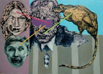 اثر جواد جعفری   artwork by javad jafari