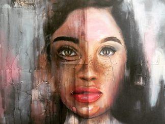اثر مونا ربیعی | artwork by mona rabiei