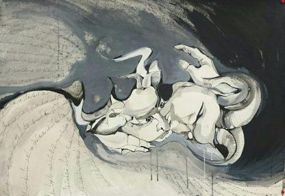 اثر هدیه بهشتی | artwork by hedieh beheshti