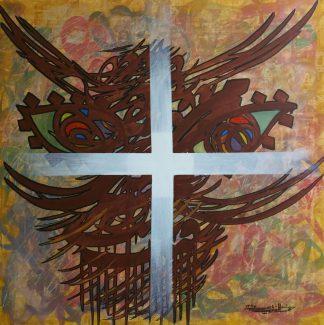 اثر سیاوش ذوالفقارپور   artwork by siavash zolfagharpour