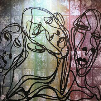 اثر یگانه ملک خسروی | artwork by yeganeh malekkhosravi
