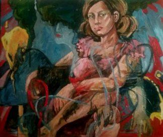 اثر الهام قربانعلی | artwork by elham ghorbanali