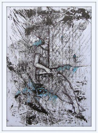 اثر میترا صمدی | artwork by mitra samadi