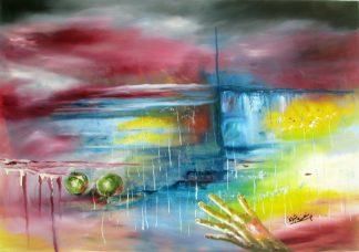 اثر منصوره اشرافی | artwork by mansoureh ashrafi