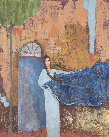 اثر حسین تحویلیان   artwork by hossein tahvilian