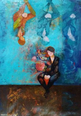 اثر نرگس قاسمی | artwork by narges ghasemi