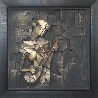 اثر حسین نخعی   artwork by hossein nakhaee