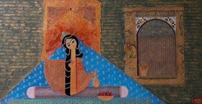 اثر محسن کاییدی | artwork by mohsen kaeidi