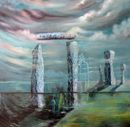 اثر آناهیتا رمضان زاده   artwork by anahita ramezanzadeh