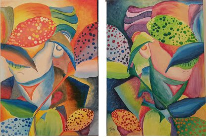 اثر هانیه صرافی   artwork by haniye sarafi