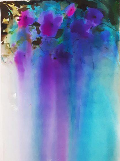 اثر فیروزه بختیاری | artwork by firouzeh bakhtiari