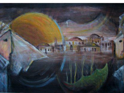 اثر نسترن مکارمی | artwork by nastaran makaremi
