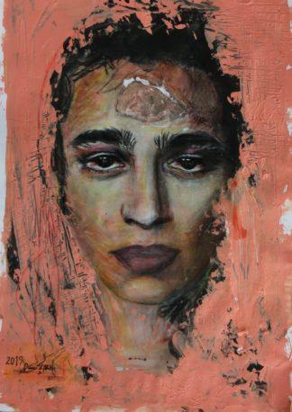 اثر نرگس پاک منش   artwork by narges pakmanesh