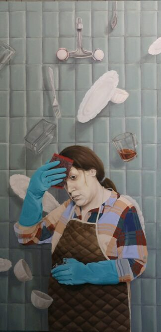 اثر هلیا مروتی | artwork by helia morovati