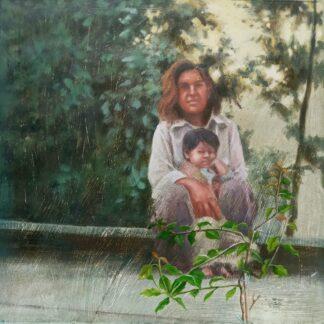 اثر نسرین صادقی بجد | artwork by nasrin sadeghi bojd