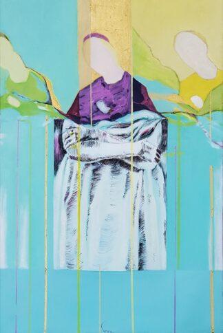 اثر مژگان نجفی | artwork by mojgan najafi