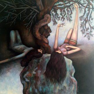 اثر طناز پریشان زاده | artwork by tannaz parishan zadeh
