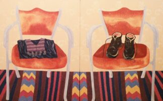 اثر مریم فریدونی   artwork by maryam fereydooni