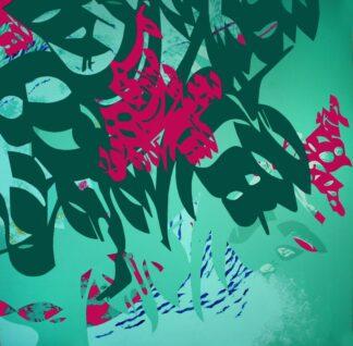 اثر سیده لیلا موسوی | artwork by leila mousavi