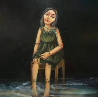 اثر شقایق سوزن کار | artwork by shaghayegh soozankar