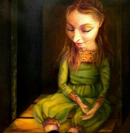 اثر شقایق سوزن کار   artwork by shaghayegh soozankar