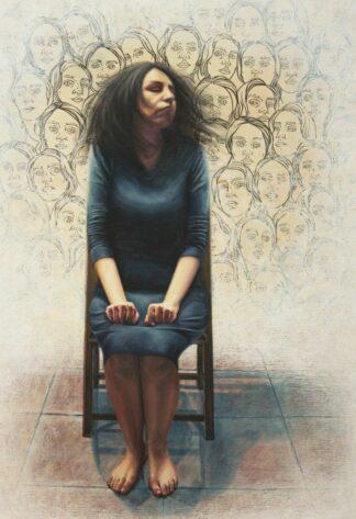 اثر معصومه خدابخشی | artwork by masoume khodabakhshi