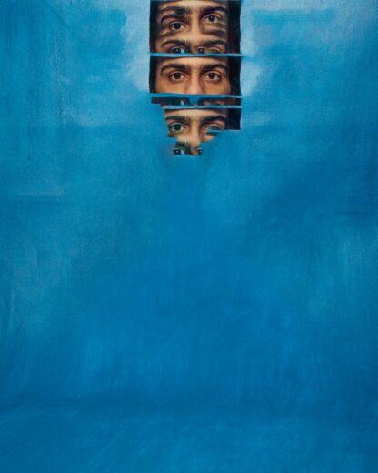 اثر پریسا حسین پور | artwork by parissa hosseinpour