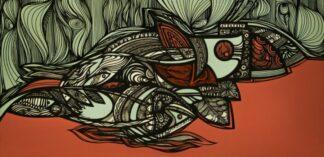 اثر آزاده نیکو | artwork by azadeh nikoo
